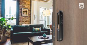 Khóa cửa vân tay thông minh Philips - Sự lựa chọn hoàn hảo cho mọi không gian sống