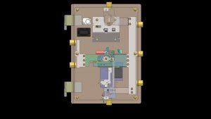 Cấu tạo két sắt Philips SBX701