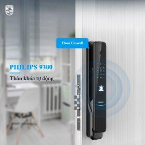Khoá cổng thông minh Philips 9300